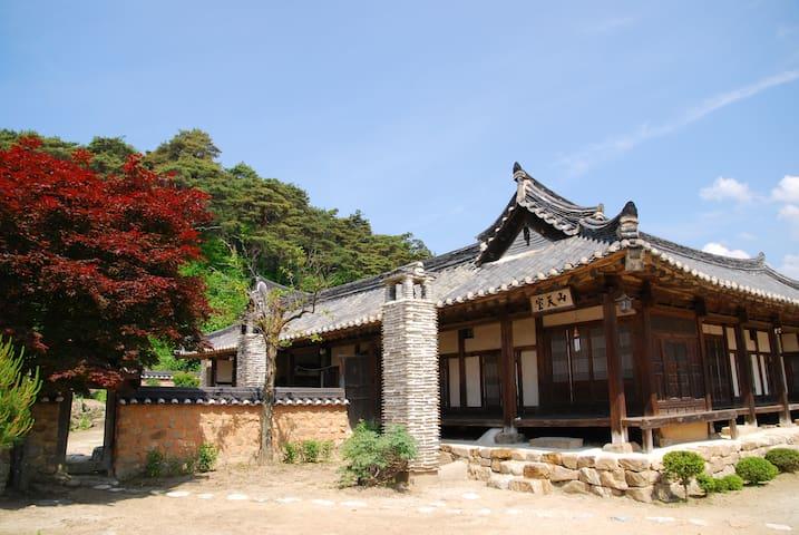 Seongam noble House ; small sarang - Chunyang-myeon, Bonghwa-gun