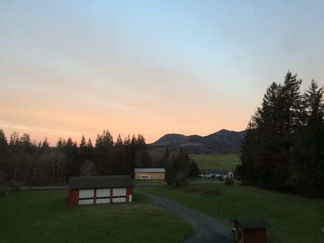 Unforgettable View, Country + Coast #2 - Nehalem
