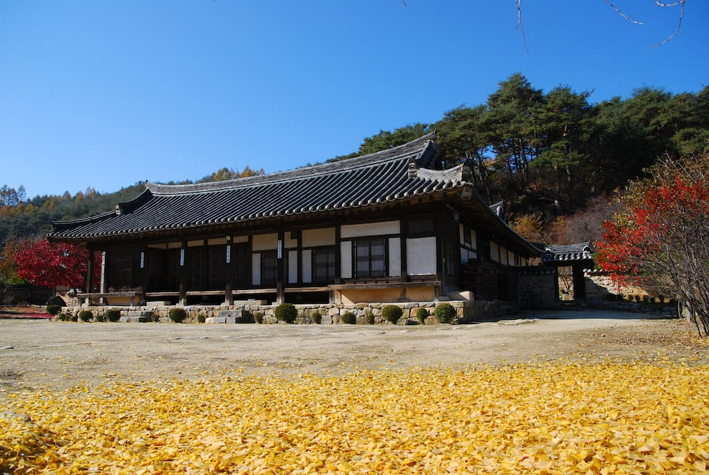 Seongam Noble House Large Sarang In Chunyang Myeon