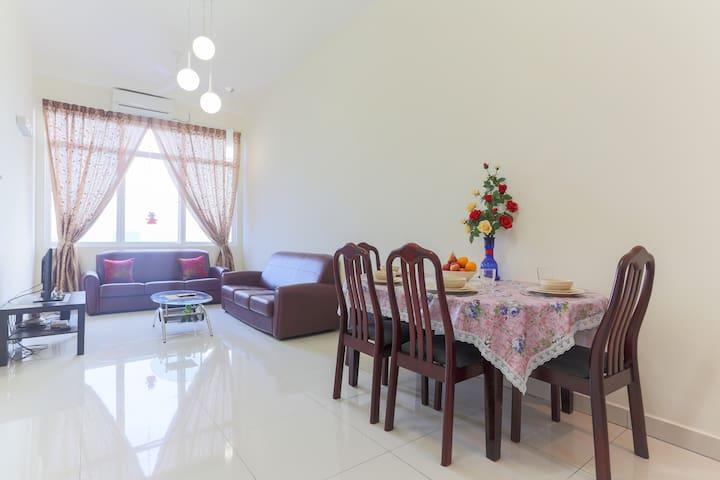 Zahras Retreat (In the Heart of K.L - Kuala Lumpur - Departamento