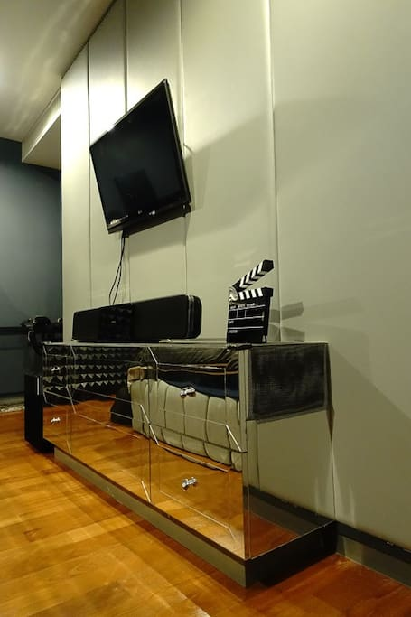 TV and Dvd sound system