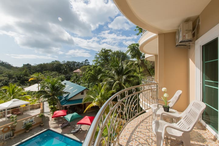 1 bedroom apt for 2 guest 55m2 - Patong - House