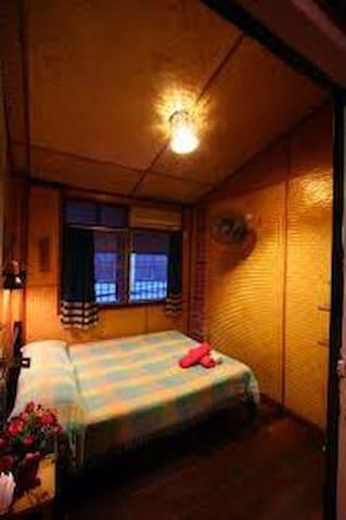 Bamboo Traditional room in Shanti Bangkok,