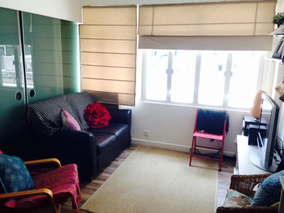Living Room - Comfortable seating area
