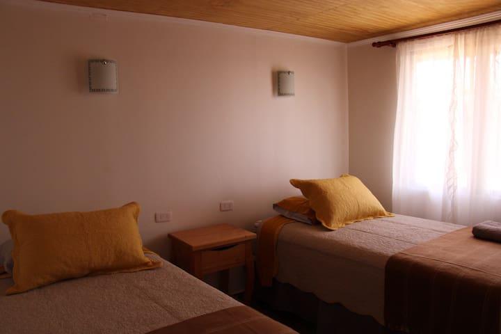 """""""Callejón Varela"""" Habitación doble + Baño privado"""