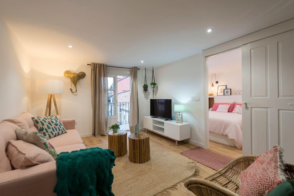 Apartamento con encanto en casco hist rico apartamentos en alquiler en ourense galicia espa a - Apartamentos alquiler ourense ...