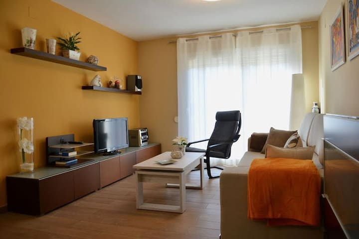 Apartament confortable a Girona... ciutat immortal - Gerona - Appartement