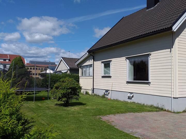 Tønsberg: kombiner strand og byliv. 6500kr* pr uke