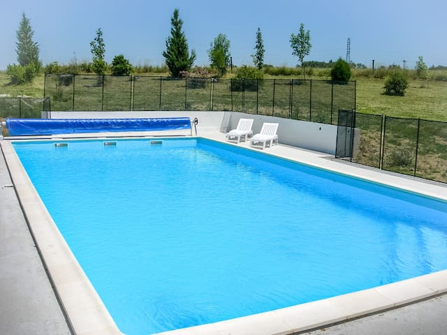 Les Armengauds Gite - Relax in idyllic France