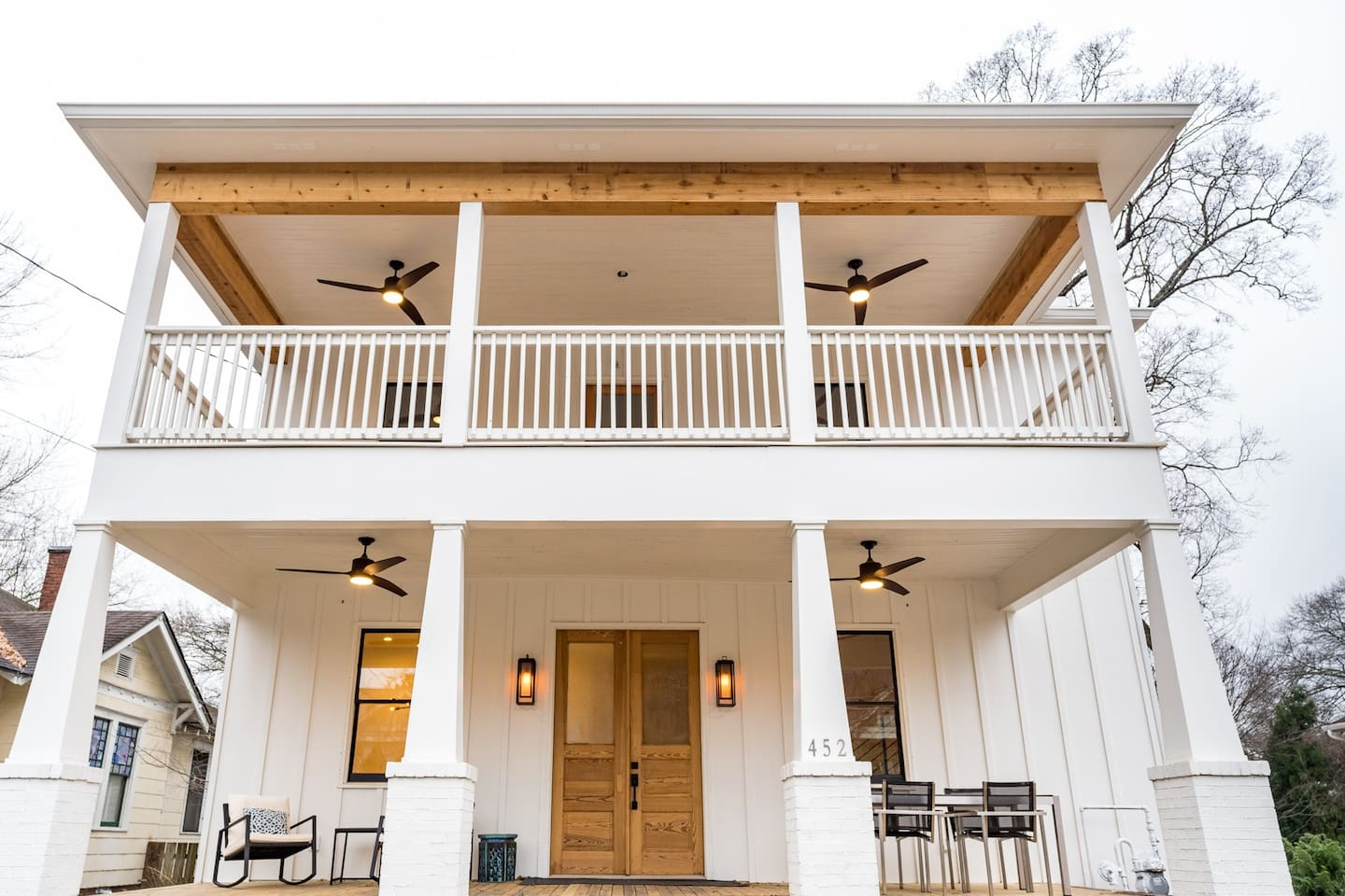 Come enjoy yourself at our modern farmhouse in the city!  It's so peaceful yet so close to all Atlanta has to offer!
