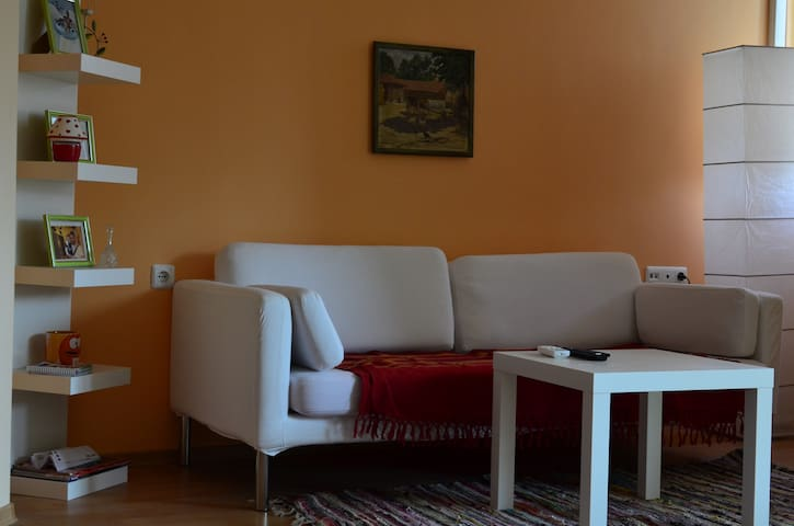 Charming and cozy place - with new furniture - Warna