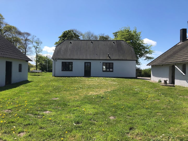 Farmhouse 4 km from Billund City (The whole house)