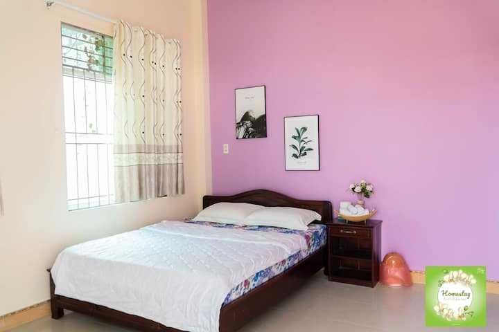 Bright+Large Room*Amazing View*Orchid Homestay