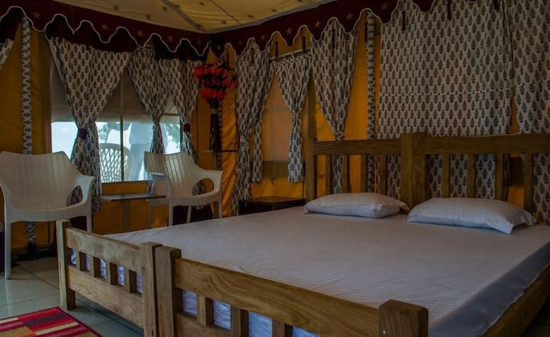 Luxury stay between the green mountains Dharamsala
