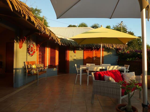 Rochers Caraïbes Eco-Village Villa Gran'Kaz 5*