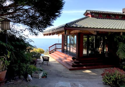 Panoramic Ocean View Tea House