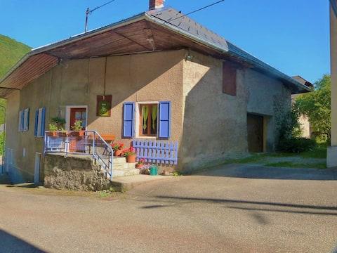 Maison de village Parc naturel régional des Bauges