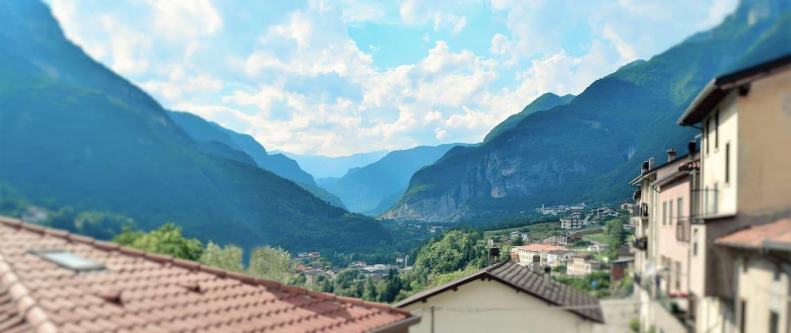 Sole, montagna e relax - Valdastico - Dom