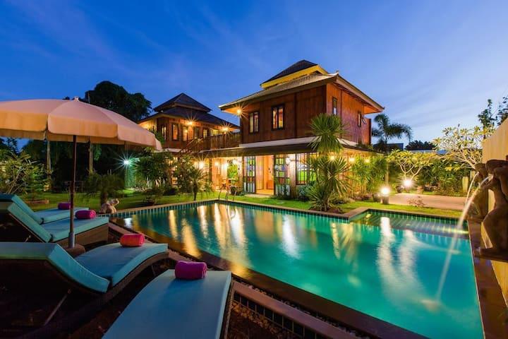 Lemon Tree Naturist Resort Nai Harn Rawai Phuket