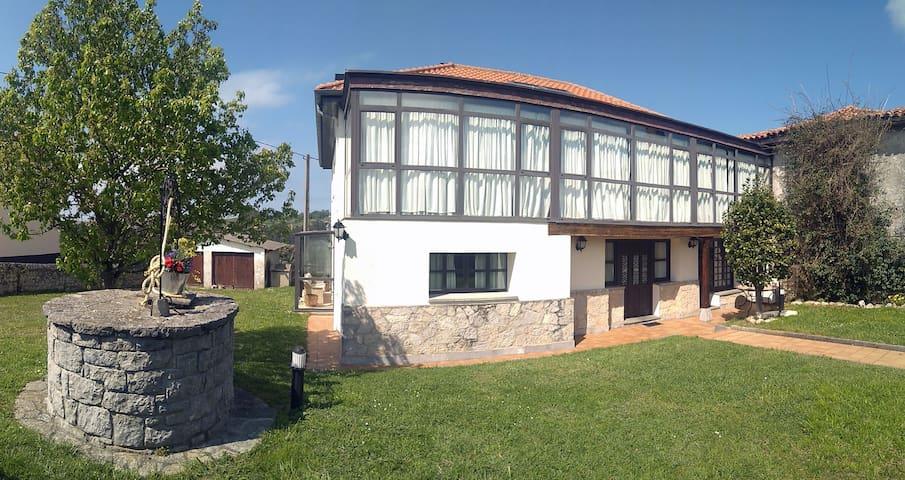 Abelardo's Home