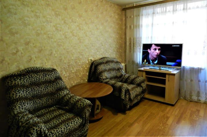 Квартира в центре Новосибирска (Фрунзе 57)