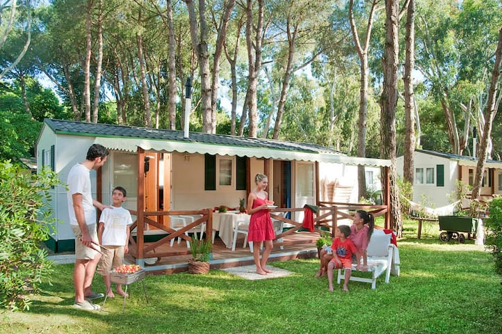 Mobile home Baia Domizia for 6 persons