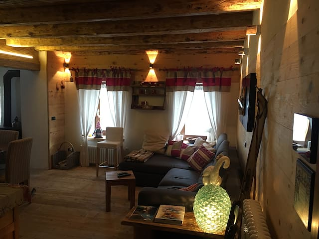 House in Dolomites Mountains - Laggio di Cadore - Huis