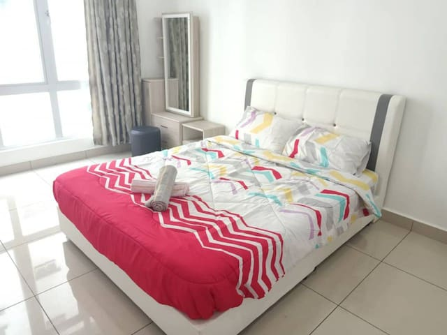 BuuBuu HoMe with 2 rooms 5 pax @Bm Bandar Perda
