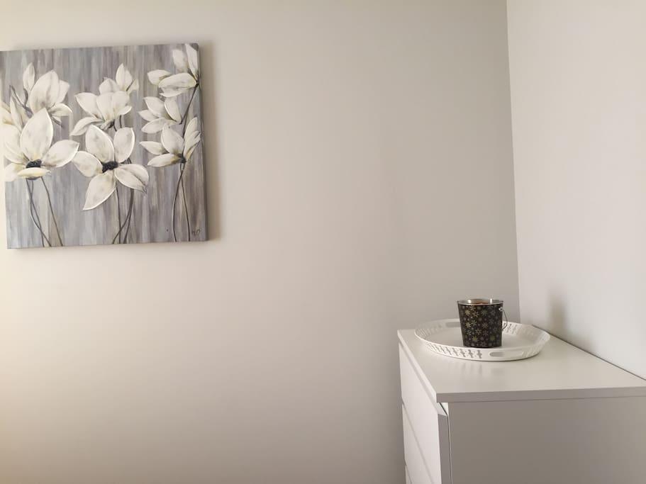 Bedroom 1- dresser