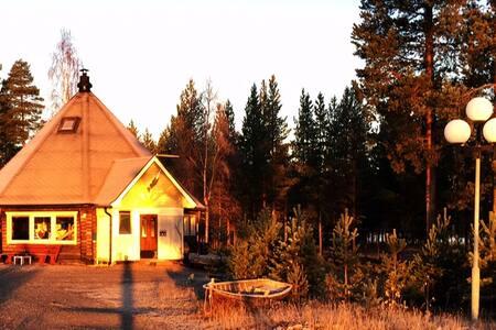 Lapland Lodge in Åskilje