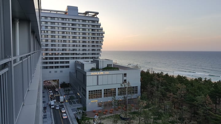 Hotel St.Johns,무료인피니티풀장Partial Ocean View DLX bed!