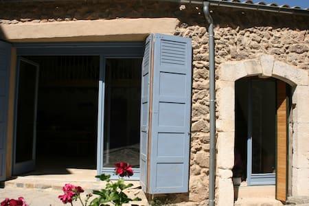 Maison en pierre entièrement rénovée - Pégairolles-de-Buèges - บ้าน