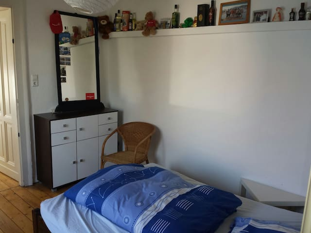 Room in Uni area, close to Fairground and City