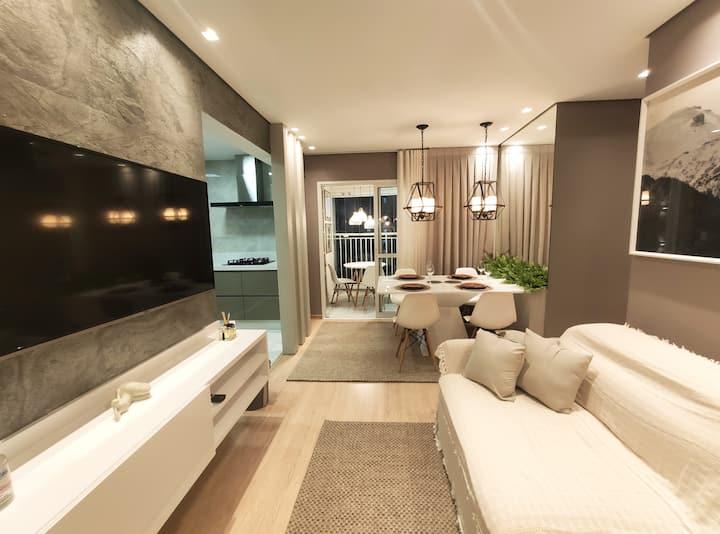 (novo) Apartamento impecável próximo ao bosque 2