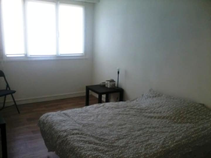 chambre dans T3 St Brieuc