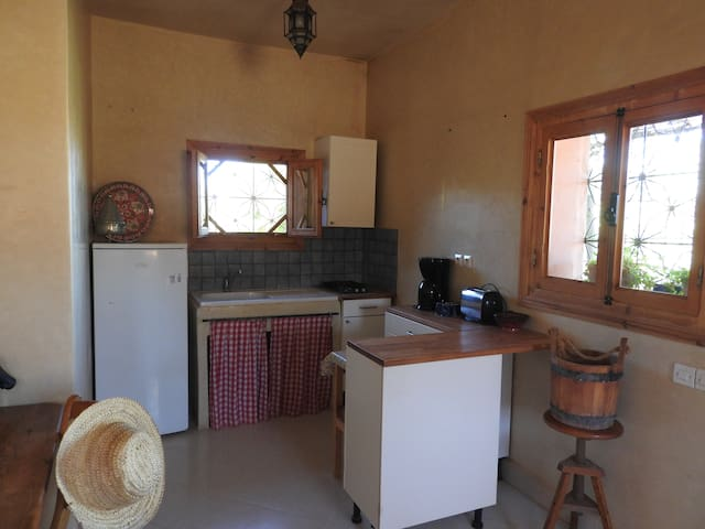 Tigmi'nou: ma maison en bèrbere - Ouarzazate - Casa