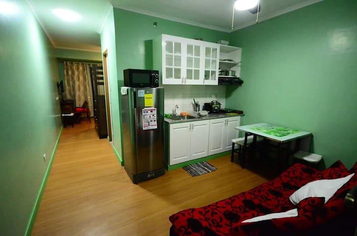 241 near tourist spots studio condominium Baguio