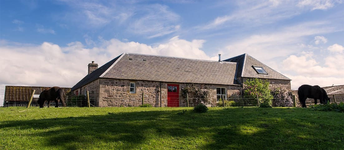 Country Cottage in the Highlands - Inverness - Huis