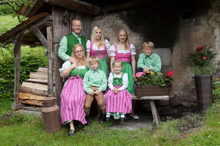 Schattaugut - Schattbach - Huoneisto