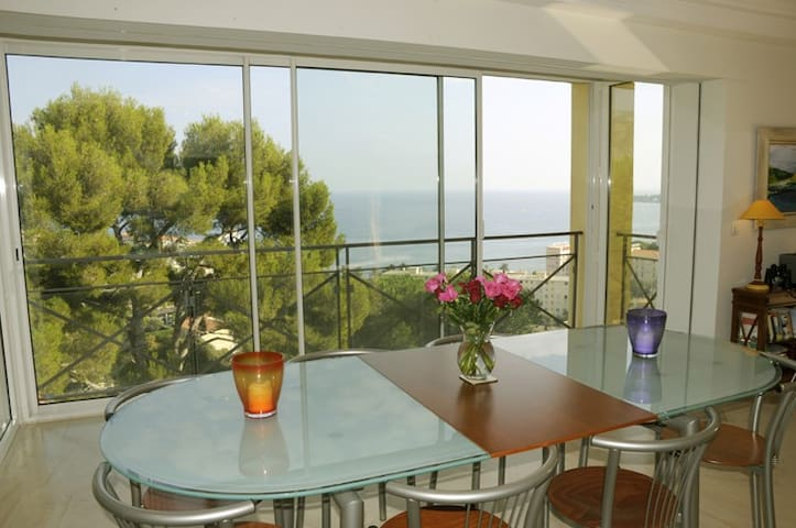 Spacious Luxury 3 bedroom villa in the Cote d'Azur - Beaulieu-sur-Mer - Ev