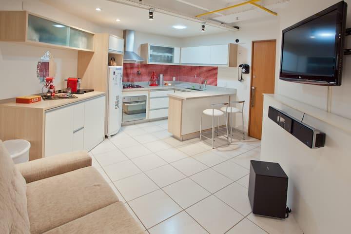 Cozy, minimalistic apartment