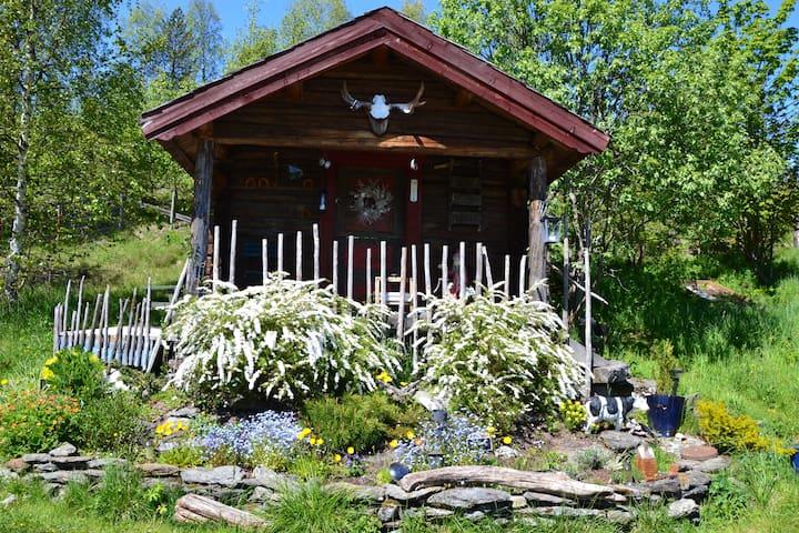 Natur og stillhet. Kjeldeskogen Cottage - Ryfoss - Srub