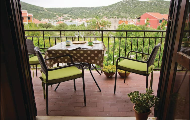 Holiday apartment with 1 bedroom on 34m² in Vinisce