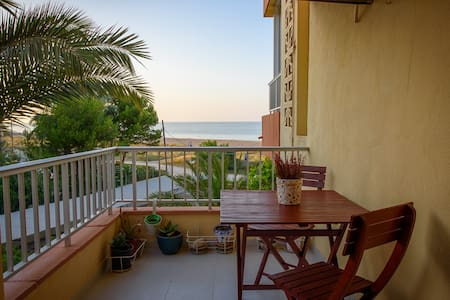 Apartamento en Dénia Primera Línea de Playa
