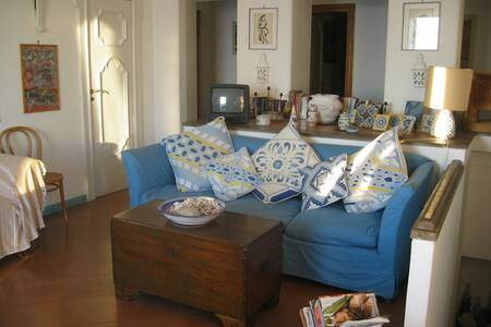 Astonishing view in Positano #01 - Positano - Apartment