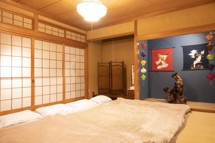Traditional House  201 | Guesthouse Takamatsu