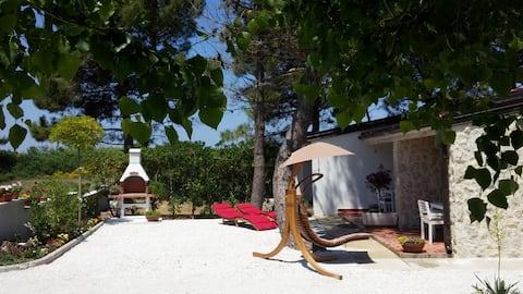 Casa Zara - bungalow in Privlaka