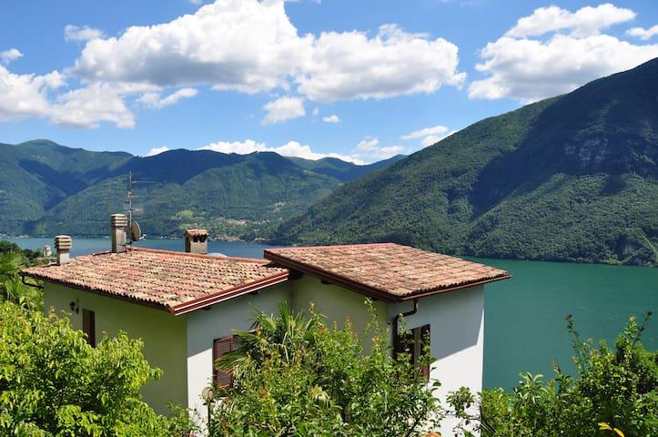 La Terrazza sul Lago - Castello-Valsolda