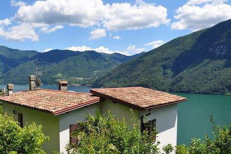 La Terrazza sul Lago - Castello-Valsolda - Apartamento