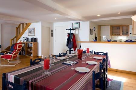 Loft 3 chambres clemenceau Biarritz - Biarritz - Loft